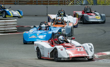 RACERS - SCCA PORTLAND SUPER TOUR
