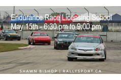 Endurance Race Licensing School - June 19th, 2021