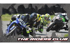 The Riders Club - Saturday, May 8 Thunderbolt