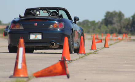 FAST Open Autox - May 7
