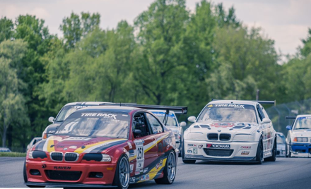 Club Race at Mid-Ohio