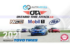 OTA 2021 Season CTMP-GP Time Attack School
