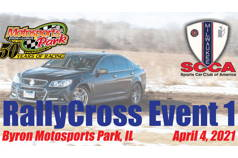 RallyCross Event 1 - Milwaukee Region SCCA