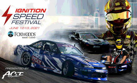 ISF AutoX Series by CART at Foxwoods Resort Casino
