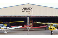 Zenith Aircraft Tour - Mexico MO