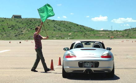 """Safe Distancing from Cones"" AMR Autocross"