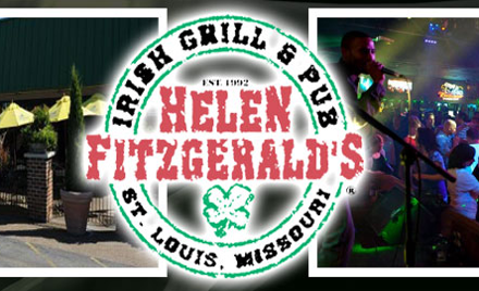 Thirsty Thursday at Helen Fitzgeralds Irish Grill