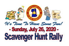 2020 SCCNH Scavenger Hunt Rally