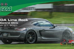 SCDA- Car Control Clinic-Lime Rock- 3/27/21