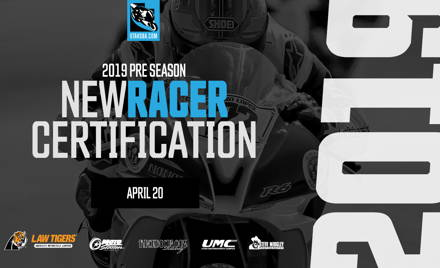 UtahSBA New Racer Certification (NRC) | April 20th