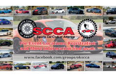 OK SCCA Autocross Event 1 & Test & Tune