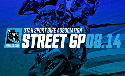 UtahSBA UML StreetGP | Aug 14th