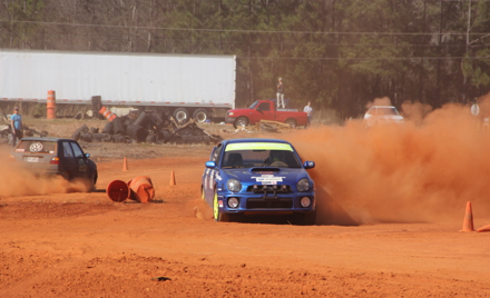 Middle GA SCCA RallyX #4