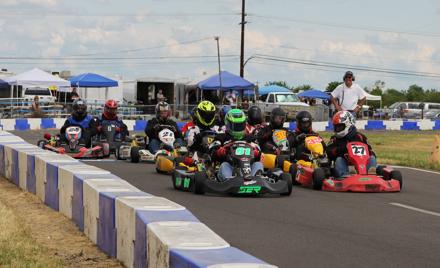 Blue Max Kart Club Race #3