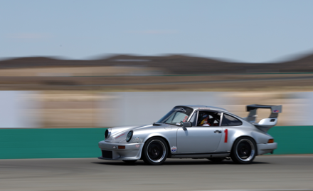 PCA-SDR Time Trial and DE — Willow Springs