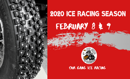CANCELLED - Our Gang Ice Racing 2020 - Week 3