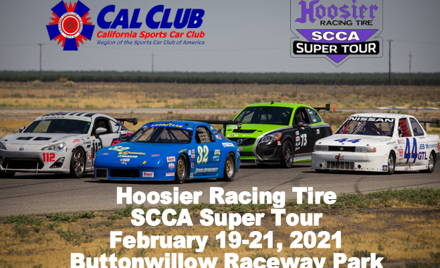 SCCA Hoosier Racing Tire Super Tour
