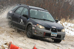 IA Region February 2021 Rallycross near Vinton