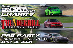 OnGrid for Charity Pre-Party 2021