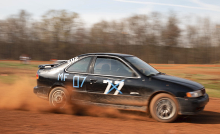 SCCA Atlanta Rallycross 2020 Points #3