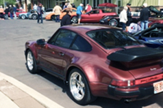 2nd Annual Porsche and Corvette Show