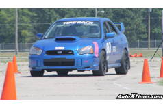 DRSCCA Solo: Memorial Day Practice, Test, and Tune