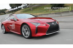 Lexus Performance Driving School @ Circuit of the Americas