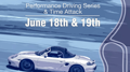 Porsche Owners Club Streets of Willow, June 18-19
