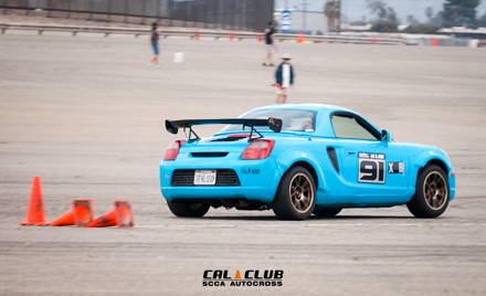 CAL CLUB Autocross & Test n' Tune April 10-11