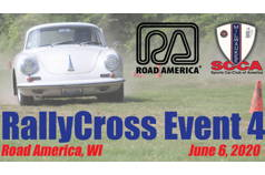 RallyCross Event #4 - Milwaukee Region SCCA