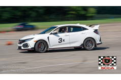 OVR SCCA Solo 2021 - Points Event 1