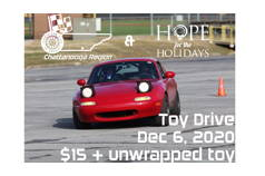 Chattanooga Region Charity Autocross