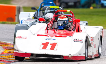 Road America June Sprints Test Day-June 3, 2021