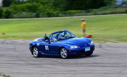 MAC Members-Only Practice Autocross Sept 18 2021