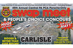 Event Name: Central PA Porsche Swap Meet 44th