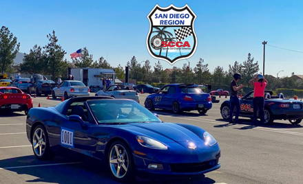 San Diego SCCA Autocross June 19-20, 2021