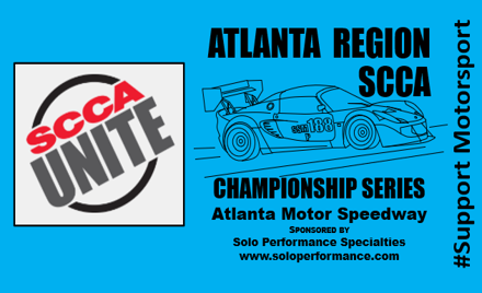 2020 Atlanta Region SCCA Champion of Champions