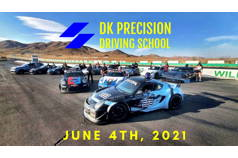 DK Precision Driving School Level 1 - 5