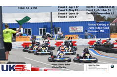 NCC Karting 2021 Event #3