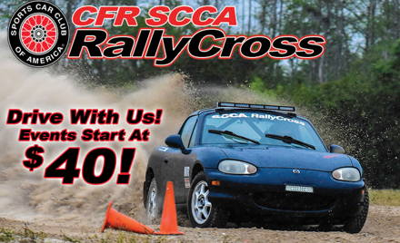 CFR RallyCross 2021 NIGHT Event #2