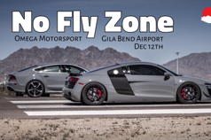Drive 'n Dine - No Fly Zone Dec 2020