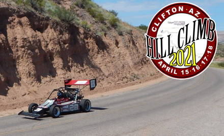 Arizona SCCA Clifton Hill Climb