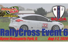 RallyCross Event #6 REDUX - Milwaukee Region SCCA